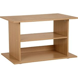 Buy HOME TV Unit - Oak Effect at Argos.co.uk - Your Online Shop for TV stands…