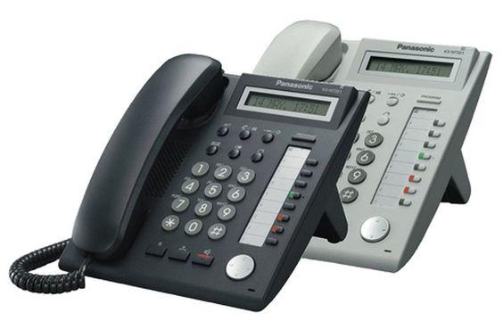 80 00 Telefono Ip Panasonic Kx Nt321 Blanco Terminal Ip