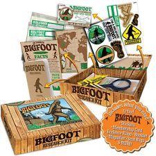 Archie McPhee Bigfoot Sasquatch Yeti Cryptid 'Squatch Research Kit