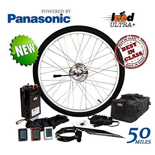 Electric Bike Conversion Kit Ultra Li Ion 25 6ah Included 24v