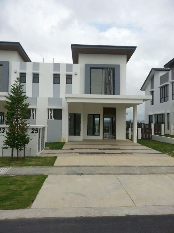 For Sale Ecohill Semi D Freehold Semeyih Location Semenyih Selangor Type Semi D Price Rm1040000 Size 2380 Sqft Shawn 01625 Semi D New Property Property