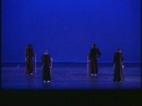 Una Danza Lorca. Agape Danza Contemporanea.