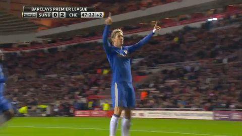 Hoy doblete de Fernando Torres!