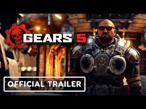 How To Get Batista In Gears Of War 5