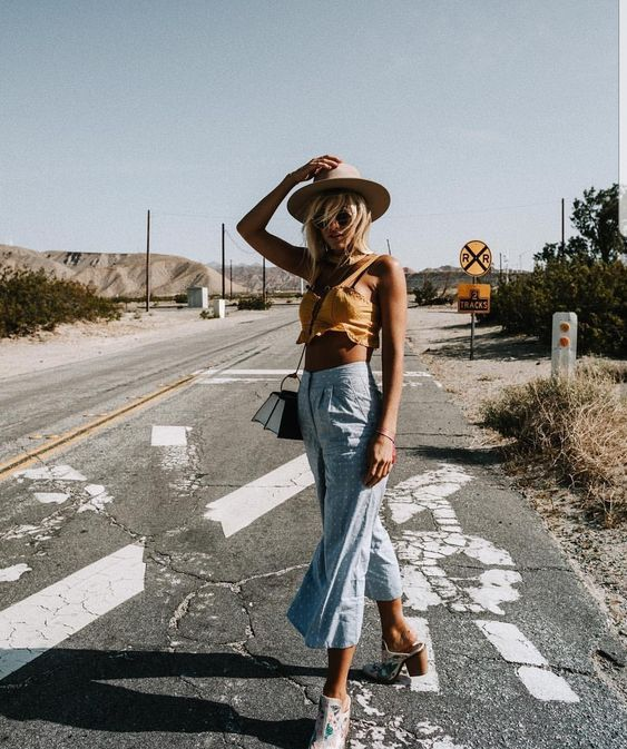 Top 100 best trendy outfits for Summer 2018