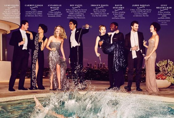 The 2015 Hollywood Issue - Vanity Fair