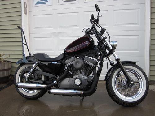2007 Harley Davidson Sportster 883 Custom Build Price 8 995 Duluth Minnesota Harleydavidsons Harleys Custo Harley Davidson Harley Harley Davidson Bikes