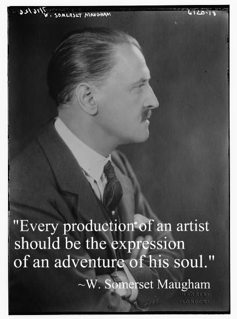 Maugham_early_career