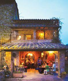 Agriturismo Poggio Etrusco, Tuscany, Italy (http://www.poggio-etrusco.com/)