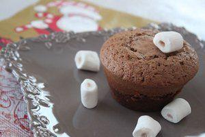 Moelleux aux trois chocolats