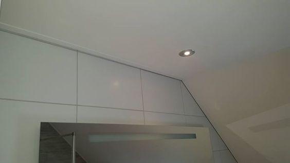Badkamer Plafond Oplossingen In 2020 Met Afbeeldingen Badkamer