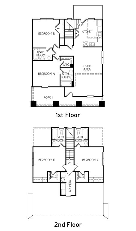 Floor Plans Cottages And Floors On Pinterest