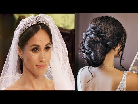 Regal Bride Wedding Hairstyles With Crown Baroque Wedding Bride Hairstyles