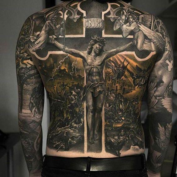Christian Tattoo Design | WOW