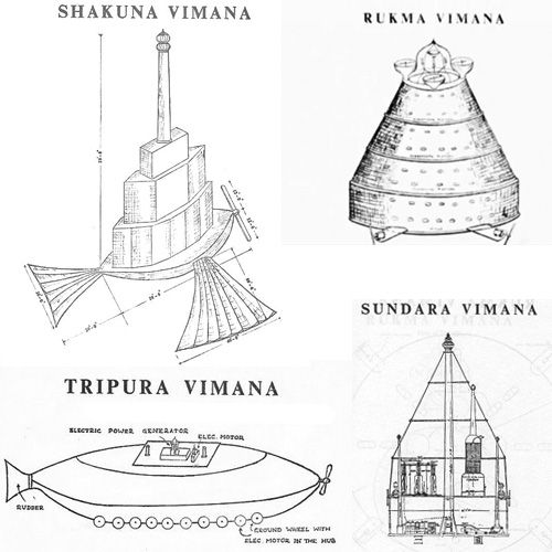Image result for mahabharata vimana