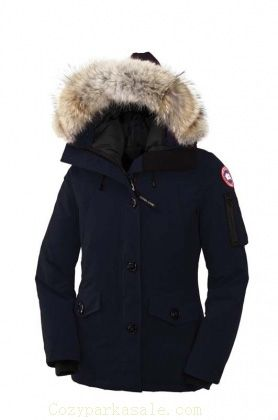 Canada Goose Montebello Parka Women Navy With Fast Delivery - $279
