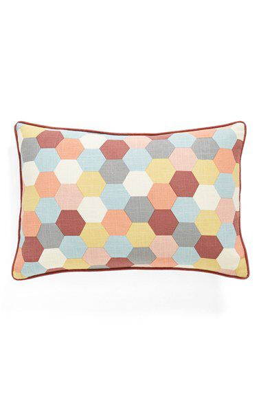 Check out my latest find from Nordstrom: http://shop.nordstrom.com/S/3928124  Nordstrom at Home Nordstrom at Home Hexagon Print Reversible Accent Pillow  - Sent from the Nordstrom app on my iPhone (Get it free on the App Store at http://itunes.apple.com/us/app/nordstrom/id474349412?ls=1&mt=8)