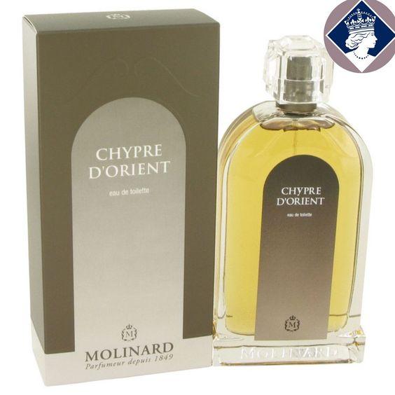 Molinard Chypre D'orient 100ml Eau De Toilette Spray EDT Perfume for Women NEW