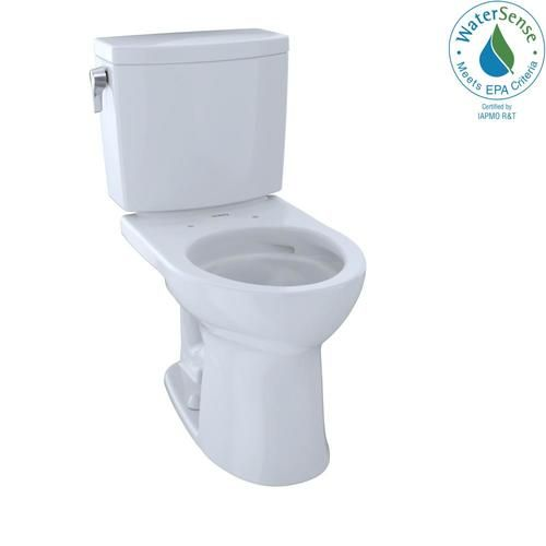 Toto Drake Ii Cotton White Watersense Round Chair Height 2 Piece Toilet 12 In Rough In Size At Lowe S The Toto Drake Ii 1g Two In 2020 Water Sense Toilet China Toilet