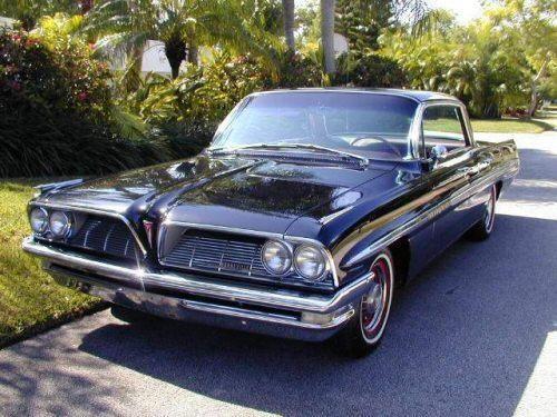 1961 Pontiac Bonneville black