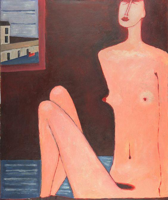 Jerzy Nowosielski, kolekcja Piękna Gallery. Foto dzięki uprzejmości Starmach Gallery