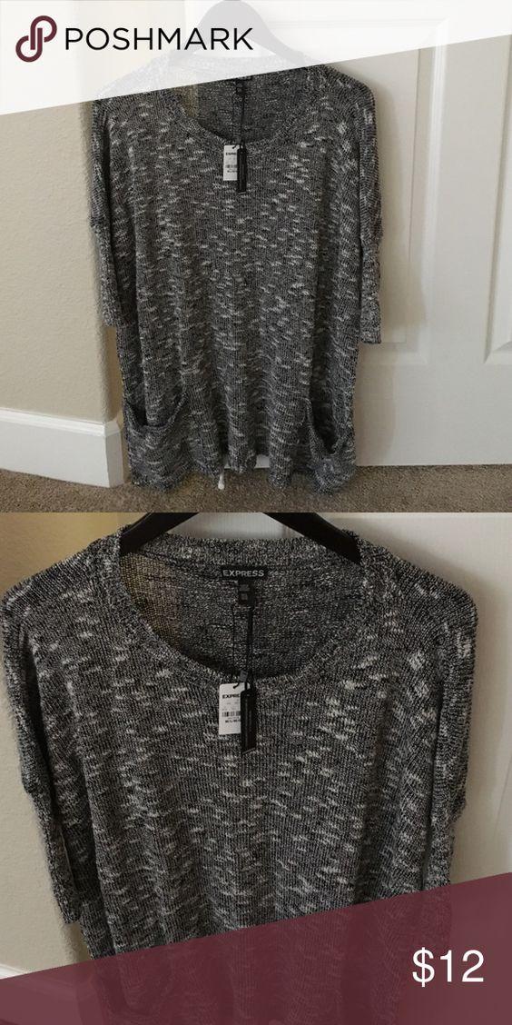 Selling this Sweater on Poshmark! My username is: kittycat14. #shopmycloset #poshmark #fashion #shopping #style #forsale #Express #Sweaters