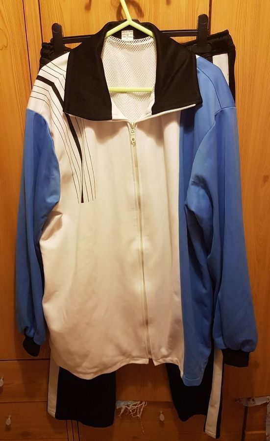 4 Piece Prince Of Tennis Hyotei Cosplay Full Tracksuit And Tennis Kit Large Hyotei Cosplay Tennis Full Tracksuit Tracksuit Cosplay