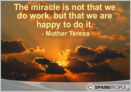 Motivational Quote of the Day by Mother Teresa