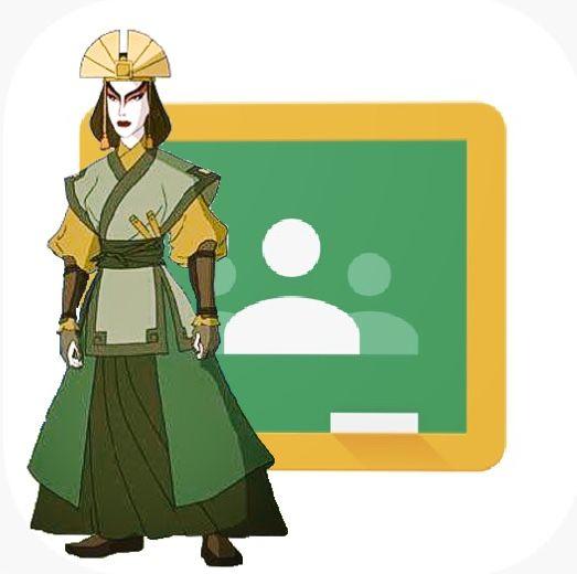 Google Classroom Avatar Kyoshi App Icon App Icon Mobile App Icon Cute App Avatar kyoshi phone wallpaper