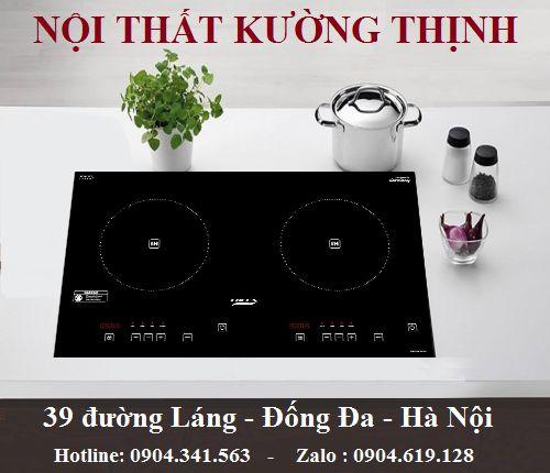 Những lý do nên mua bếp từ Chefs EH DIH2000A