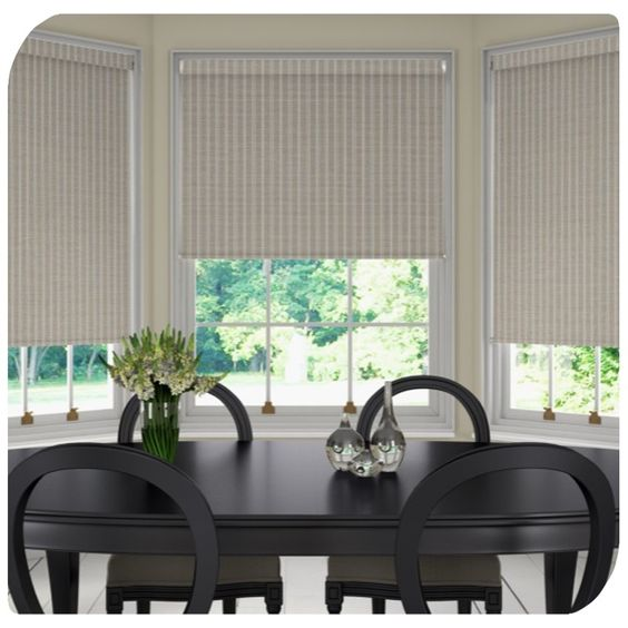 Iona Taupe Roller Blind