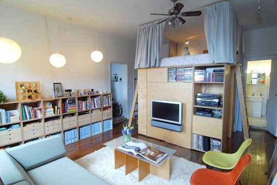 New York City S Most Famous Micro Apartments Minimal Living
