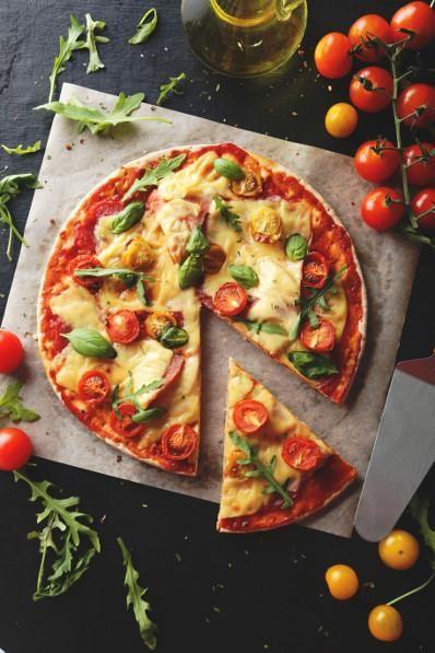 Pizza on Pinterest