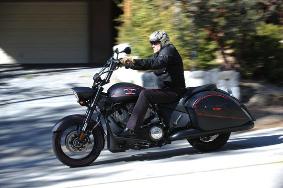 Victory Hardball http://motorbikewriter.com/2014-victory-motorcycles/