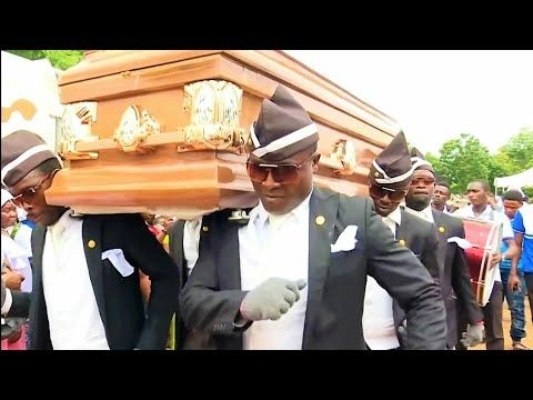 Coffin Dance Meme With Tuest Coffin Dance Jio News Youtube In 2020 Dance Youtube Editing Funeral