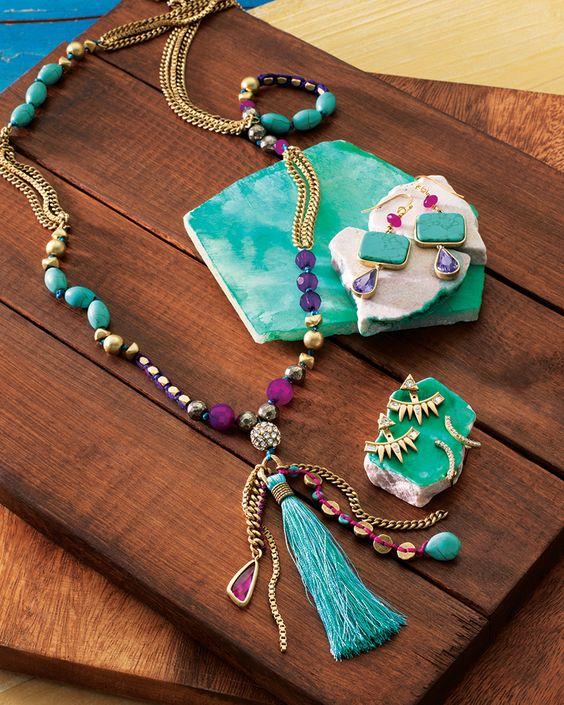 Carnivale Necklace | Jewelry by Silpada Designs