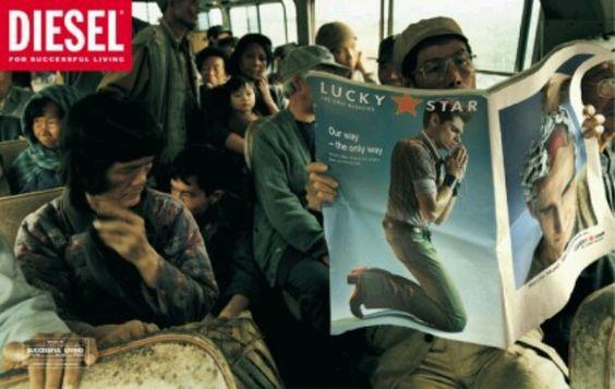 광고와 패션_Diesel의 광고 분석