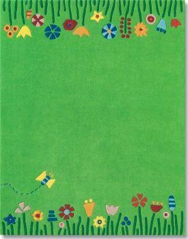 HABA Kinderteppich HA-2908 - Wiese