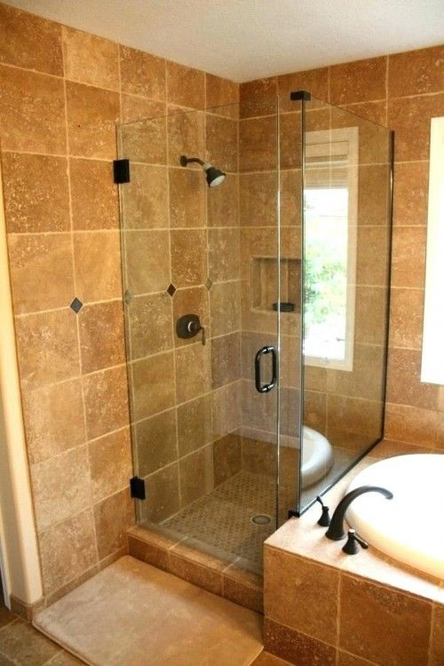 Bathroom Ideas With Shower Only With Images Bathroom Shower