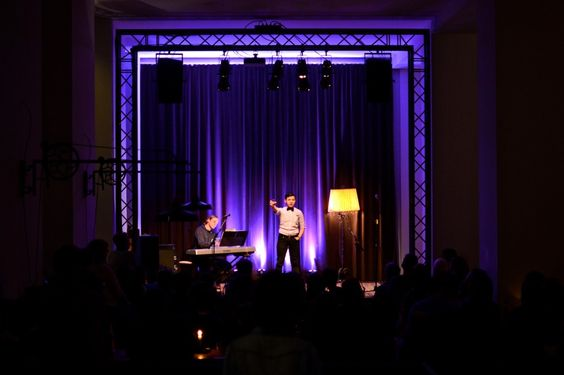 RecentlyI sang at a wonderful event called Opera on Tap here in Neukölln at Prachtwerk. It was the first time I had sung publicly since my recital in October, and I was terrified.