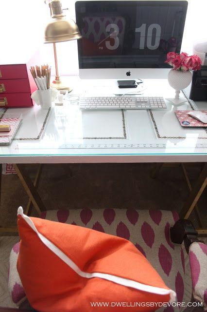 Organização escrivaninha