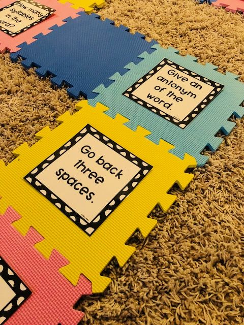 Life Size Board Games For Teaching Multiple Concepts The Tpt Blog Classroom Games Life Size Games Preschool Activities