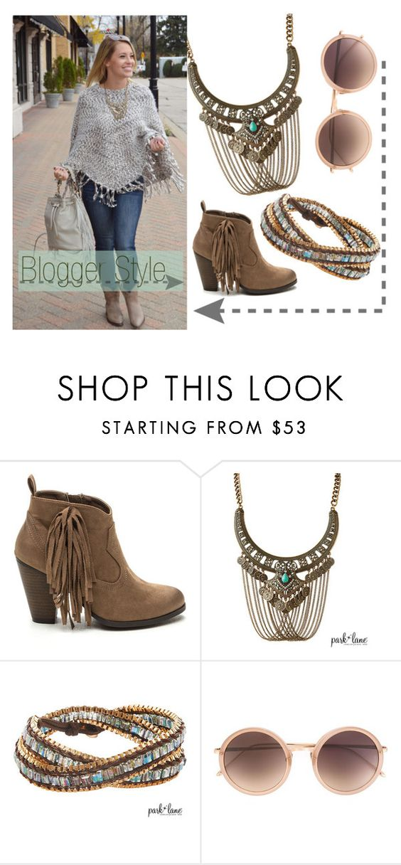 """""""Blogger Style"""" by parklanejewelry on Polyvore featuring Linda Farrow, BloggerStyle, parklanejewelry and fall2015collection"""