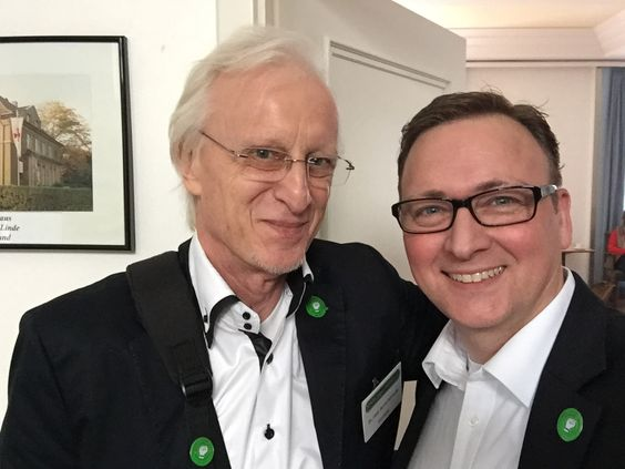 Mit Dr. Bernd Schmude (www.starkgegenkrebs.de)