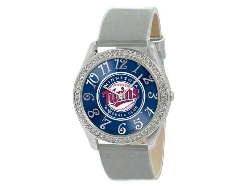 Minnesota Twins MLB Ladies Game Time Glitz Wrist Watch New  #GameTime #MinnesotaTwins