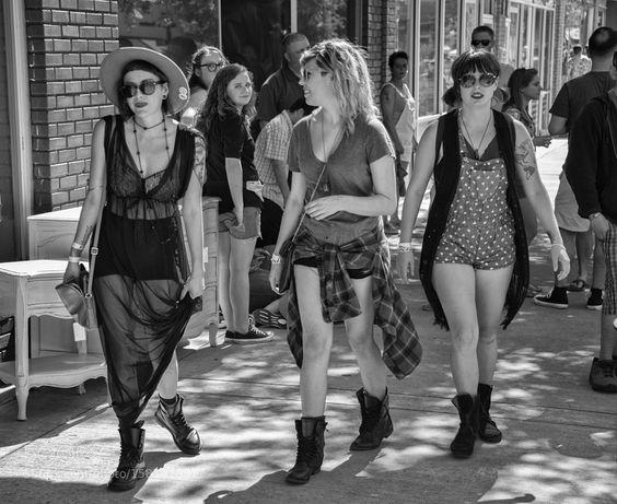 Fashionistas Norman Music Festival by crushton43