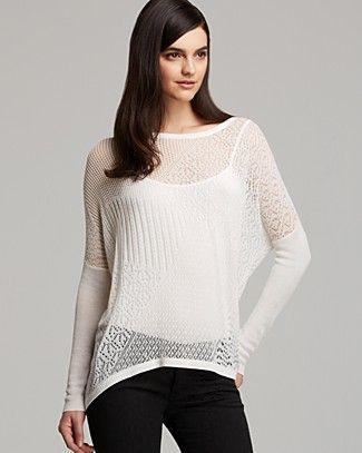 Ella Moss Sweater - Tori Oversize | Bloomingdale's