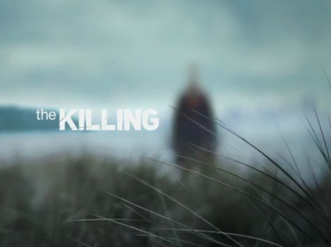 The Killing. I'm not usually a crime-drama watcher, but this show is brilliant.