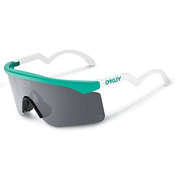 oakley womens razor blade sunglasses  sunglasses · oakley razor blade sunglasses seafoam