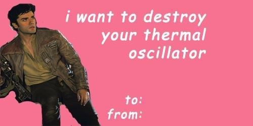 21 Spicy Star Wars Valentine S Cards To Give To Your Imaginary So Star Wars Valentines Valentines Memes Funny Valentines Cards